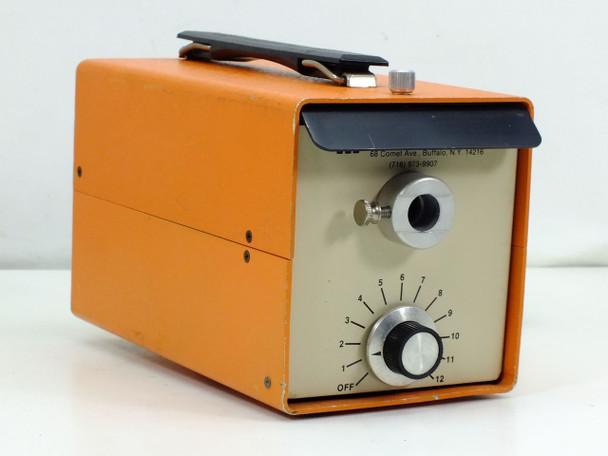 Titan Tool Supply MICROSCOPE LIGHT SOURCE ILLUMINATOR F0-150 - AS IS