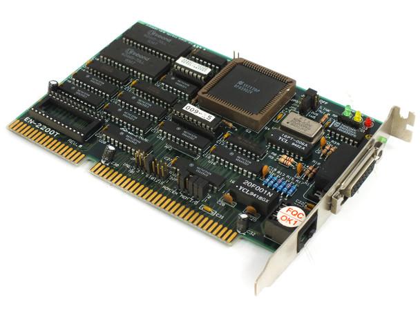 Generic EN-2200T 16-Bit ISA Network Card - DOS Win95 & 98 Danpex NE2000 DP83902V