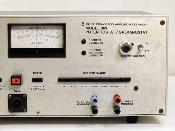 EG&G PARC 363  Potentiostat / Galvanostat without cables or accessories