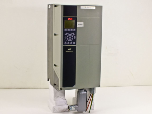 Danfoss 131B1962 7.5KW 10HP VLT AutomationDrive Motor Controller Type 12/IP55