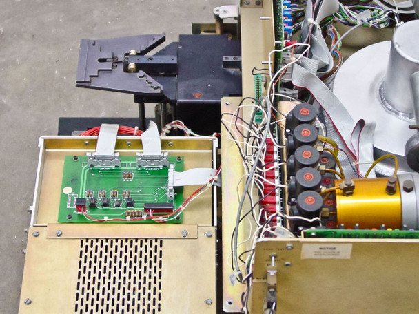 Tegal Corp Inline Automatic Wafer RF Plasma Etcher Untested As Is 803