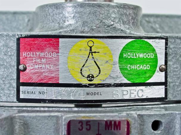 Hollywood Film Company SPEC  Film Synchronizer