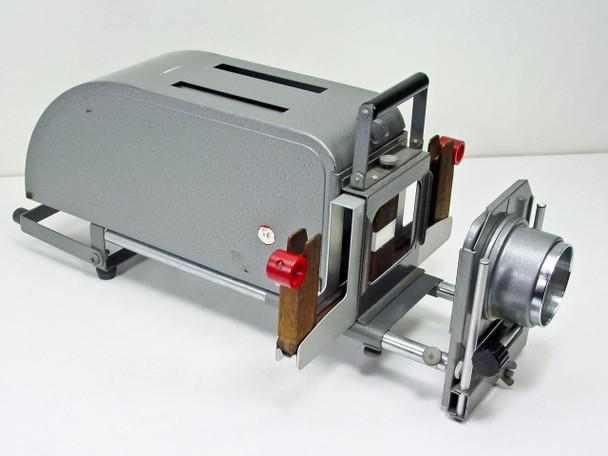 American Optical Company GK Slide Delineascope Housing missing parts Model 3689