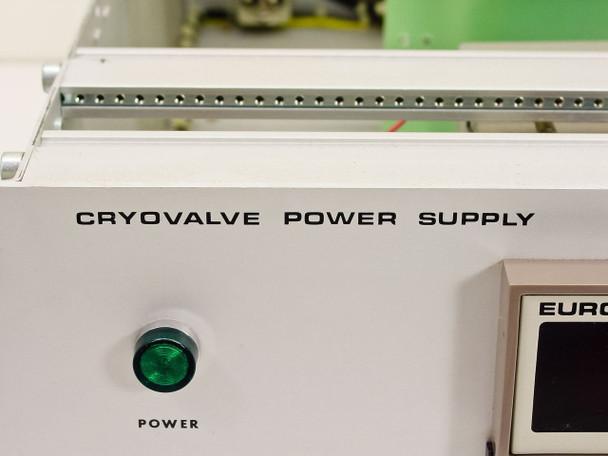 Riber  Cryovalve power supply rack mount 22 x 19 x 6