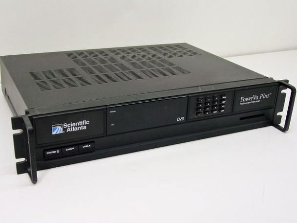Scientific Atlanta D9224  PowerVu Rackmount Commercial Digital Satellite Receiver