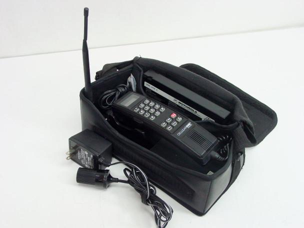 Motorola SCN2396A  Vintage Bag Cell Phone (Broken Antenna Cover)