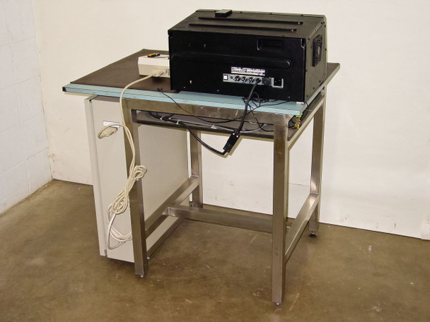 HyBond Ultrasonic Peg Bonder, X,Y Linear Stage 616-12 As Is