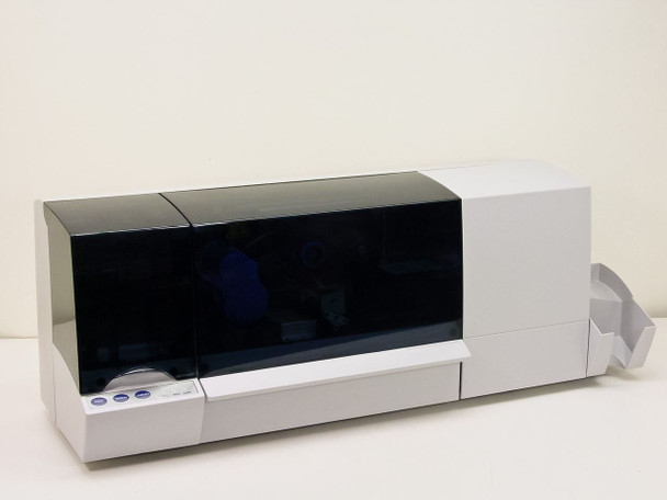 Zebra P640i-0B10C-IDG Color ID Duplex Card Printer Laminator - No Power - AS IS