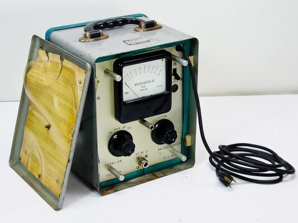 Sivers Lab Stockhom Brusfaktor dB Brusgenerator Typ SL UT 50 Ohm (M3638-302010)