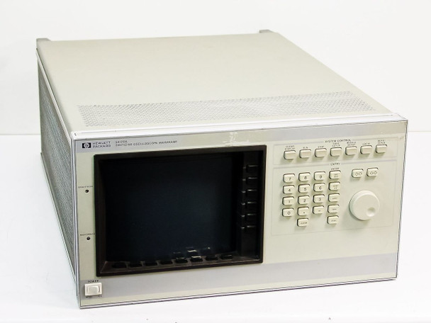HP 54120A Digitizing Oscilloscope Mainframe - No 54121A - No Power - As Is