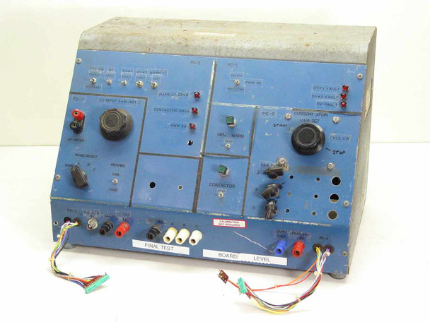 Electronic Test Variac / Powerstat Controlled TFX-5297 - AS IS