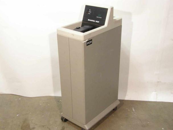 Matrix 60-23-0012 PCR Film Recorder Pentax A3000 35MM SLR - VINTAGE - As-Is