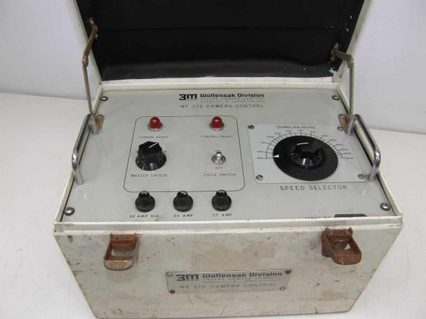 3M Wollensak / Revere Camera Control 0-3000 Frames Per Second WF 376