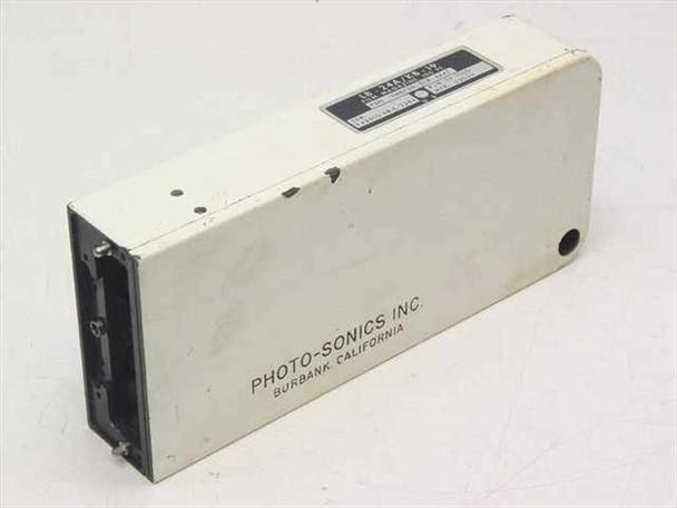 Photo-Sonics LB-24A Inc. 100' Film Magazine - Shell only