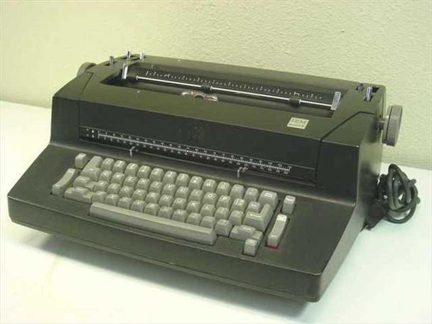 IBM Selectric II Correcting Typewriter - No Print Head - Carriage Stuck - As Is