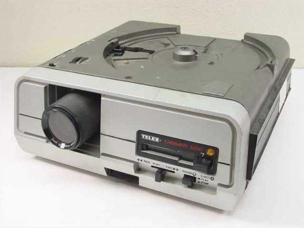 Telex Caramate 3200 Slide Projector w/ Apollo Zoom Lens 100-150mm F/3