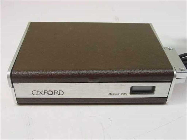 Oxford Medilog 9000 Vintage Cassette Recording Device - VINTAGE Sleep Scoring