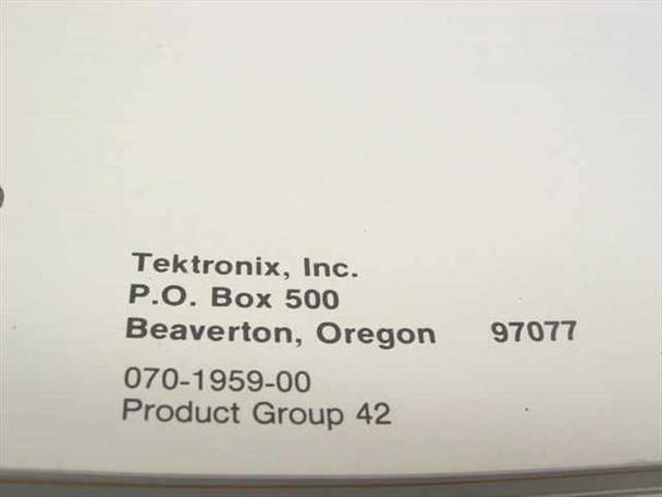 Tektronix 070-1959-00  7B80 Time Base Instruction Manual