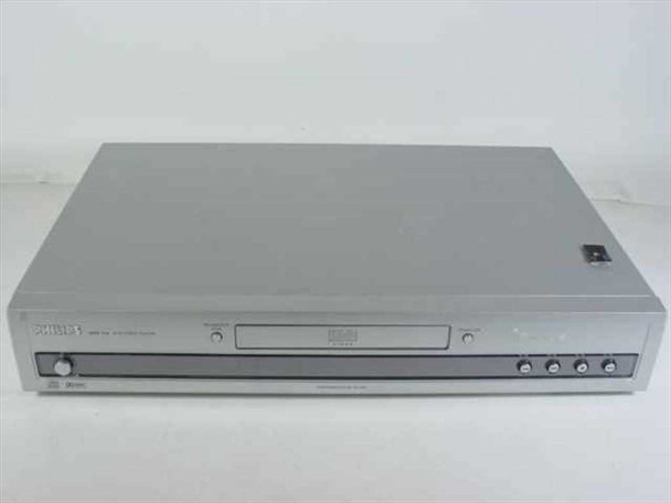 Philips DVD724  Progressive Scan DVD Player - AS IS