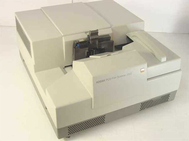 Kodak PCD 2000 35mm Negative Film Scanner - Photo CD - As-Is / For Parts