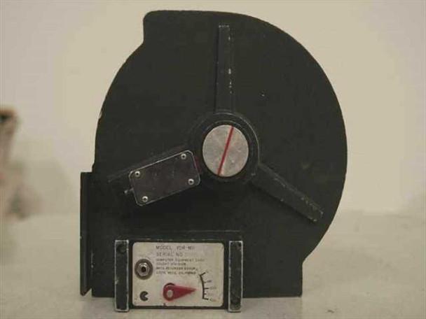 Data Recorder Group VDR-MII 8mm Film Camera Reel