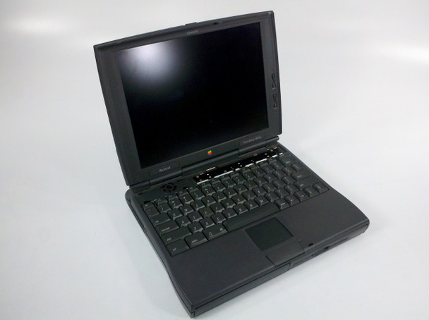 Apple M3571 1400cs Powerbook Laptop - Missing Panels - AS-IS / FOR PARTS