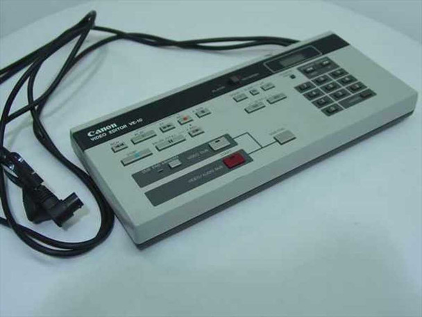 Canon Video Editor VE-10A - AS IS