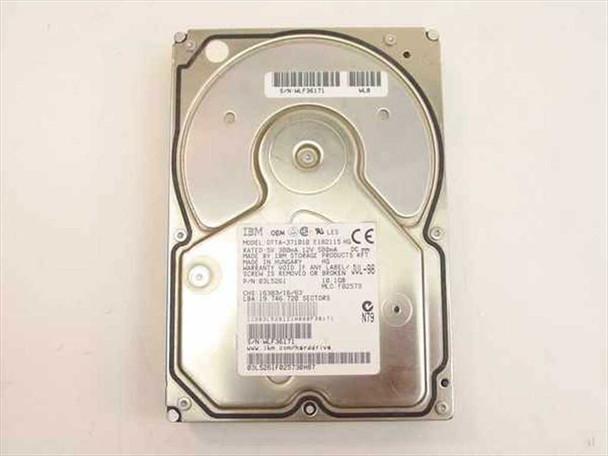 """IBM 10.1GB 3.5"""" IDE Hard Drive 03L5261"""