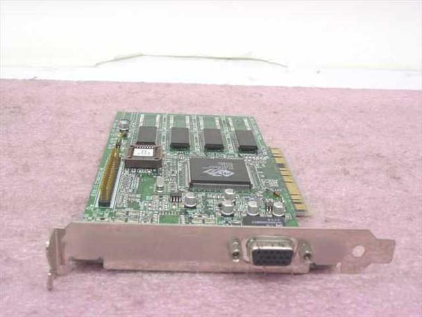 ATI 109-38800 3D Rage II+DVD 4MB PCI Video Card - HP 5183-03237
