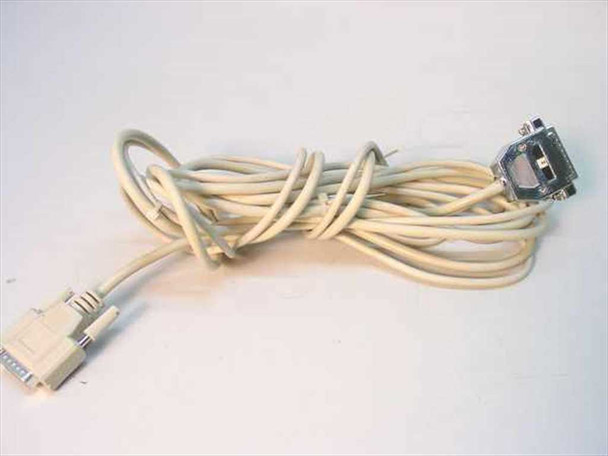 Cable Cable  DB15 Male to DB25 Male