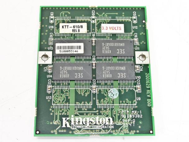 Kingston 8MB Toshiba Laptop Memory  KTT-610/8