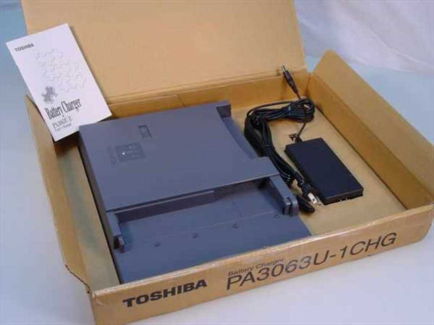 Toshiba Battery Charger Toshiba Tecra 8200 w/PA3049U PA3063U-1CHG