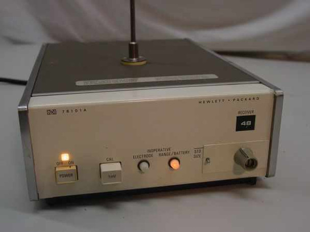 Hewlett Packard Telemetry System Receiver 80240A - AS IS