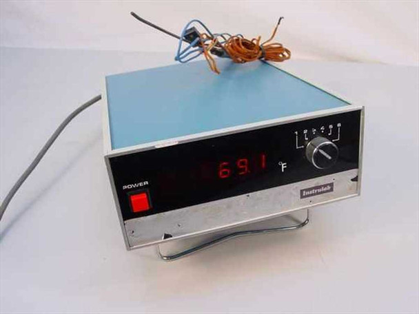 Instrulab, inc. Digital thermometer -150F to 1730F 5606-01