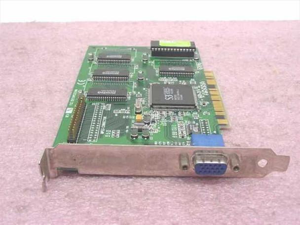 Diamond 23030220-105 Stealth 3D 2000 PCI Video Card V1.04 S3 Virge Chipset