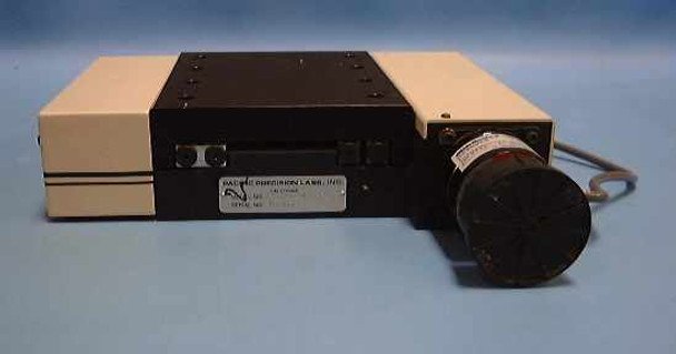 Heidenhain 311/10 Linear Encoder with Pacific Precision ST-SLO4-R-PO25 JMAR