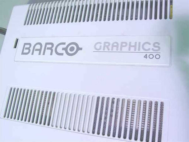 Barco 9000190 Graphics 400 CRT Video Projector - AS-IS
