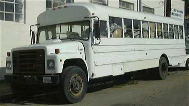 International S1800 Bus  32 foot passenger bus 1987 year built