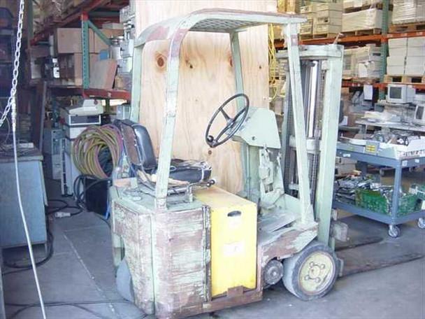 Clark TW-25  Electric Forklift