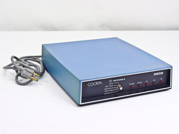 Codex Motorola Modem mn 25041 5202