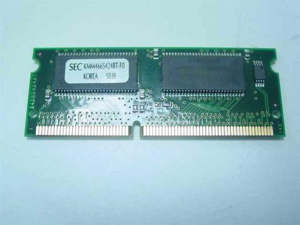 Apple 32MB 4MX64 iMAC Memory  KMM466S424BT-F0