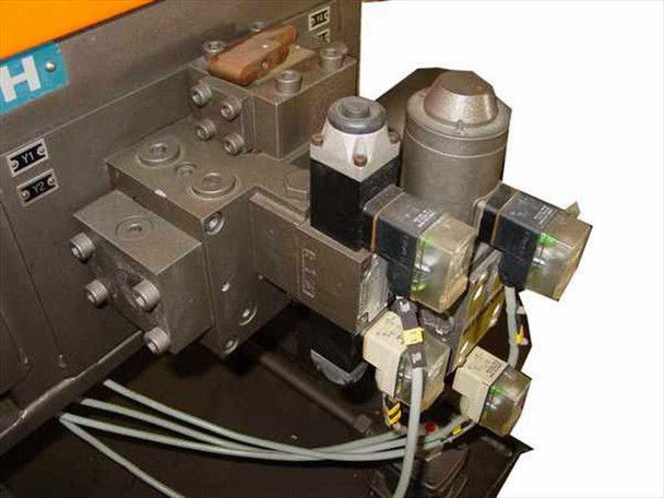 Rexroth Rexroth Fibro Hydraulic Supply w/Controller Rexroth Fibro Grinder