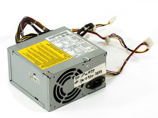 HP 0950-2833 145W Power Supply for HP Vectra - Tested GOOD - Minebea SPW1477