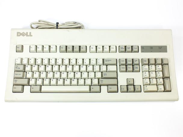 Dell 47421 AT103R PS/2 Keyboard GYUR11SK - Vintage