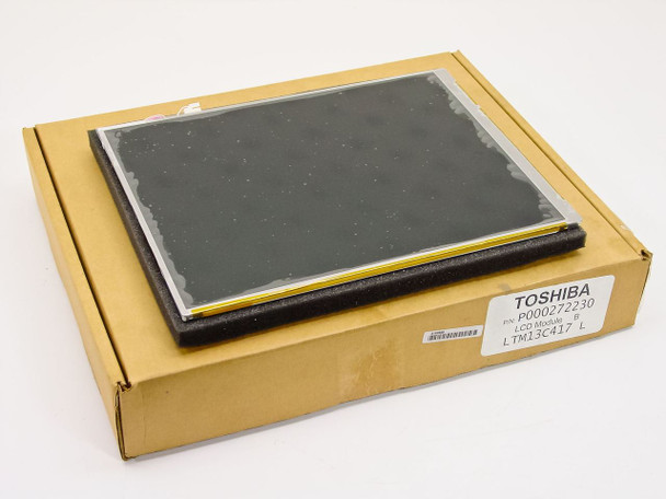 "Toshiba 13.3"" LCD Display for Tecra 8100 LTM13C417 L (P000272230)"