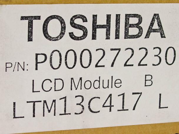 "Toshiba 13.3"" LCD Display for Tecra 8100 LTM13C417 L (P000272230)"