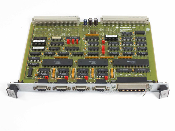Motorola 01-W3530B MVME335 VMEmodule 4-Channel Serial and Parallel System Board