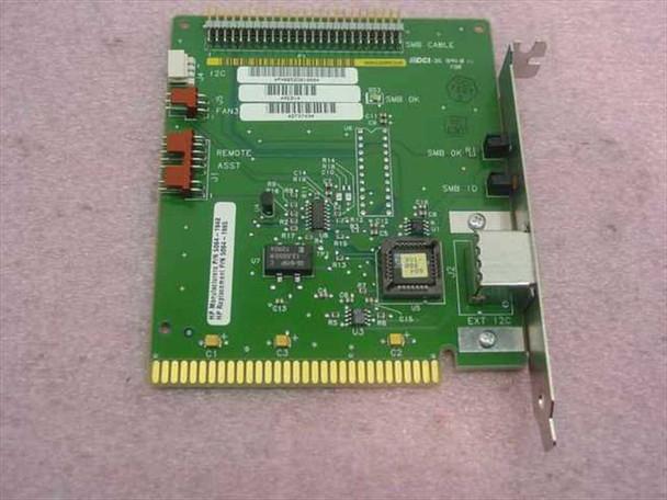 HP 5064-1965 LXR Pro System Management PCBA card 5064-1948