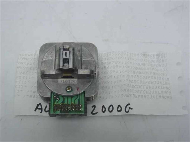 Alps Dot Matrix Printhead (P2000G)