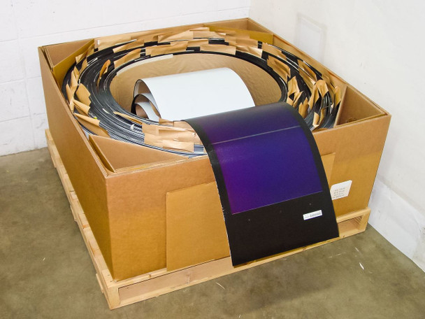 """Uni-Solar PVL-128 Carton 30 UL LISTED 128W 24V Solar Panels - 3840W - 4"""" Wires"""